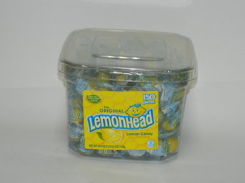 Lemon Head Jar (150pc)