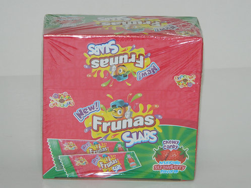 Frunas Slabs - Strawberry (48 ct.)