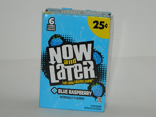 Now and Later - Blue Raspberry (24ct)