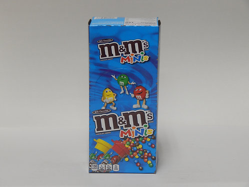 M&M Mini (Case of 24 tubes)