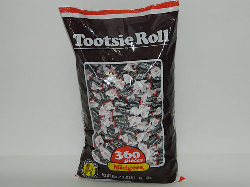 Frooties - Chocolate (Tootsie Roll) (360 ct.)