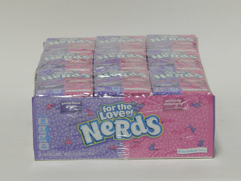 Nerds Grape & Strawberry (36 ct.)