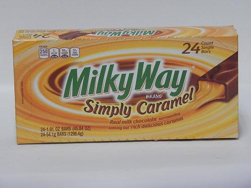 Milky Way Caramel (Case of 24)