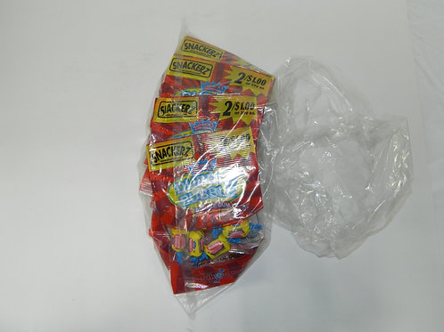 Snackers - Dubble Bubble (10 bags)