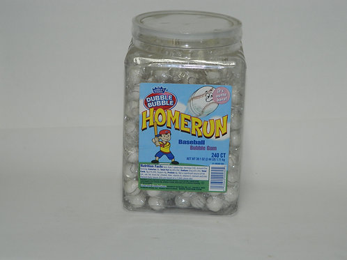 Dubble Bubble Homerun (240ct)