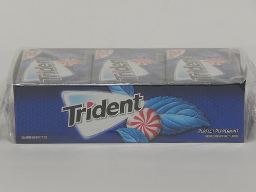 Trident - Perfect Peppermint (12 pack)