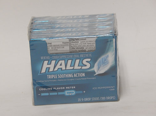 Halls Triple Smoothing Action (20ct.)