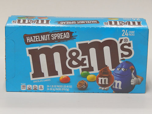 M&M Hazelnut Spread (Case of 24)