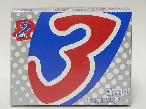 3 Musketeers (Case of 24)