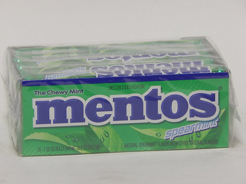 Mentos Spearmint (15ct)