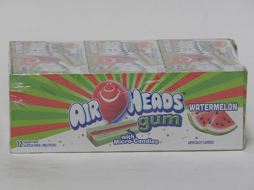 Air Heads - Watermelon (12 pack)