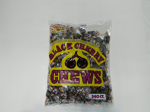 Black Cherry Chews (240ct)