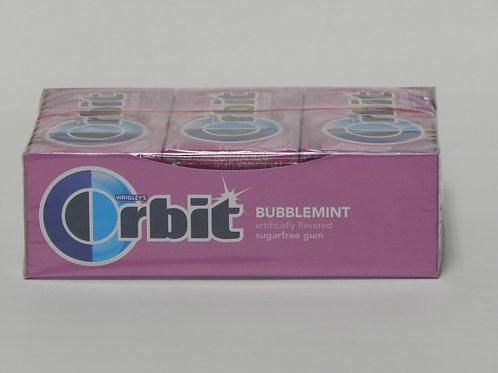 Orbit - Bubble Mint (12 pack)