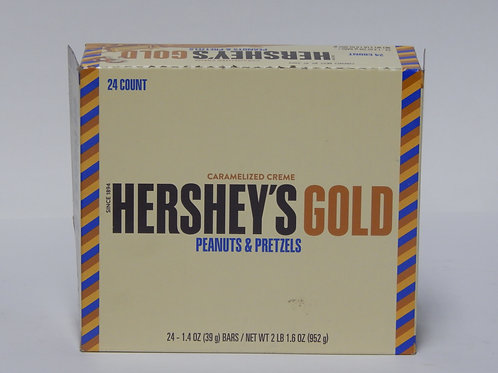 Hershey's Gold (Case of 24)