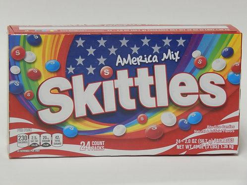 Skittles America Mix (24ct)