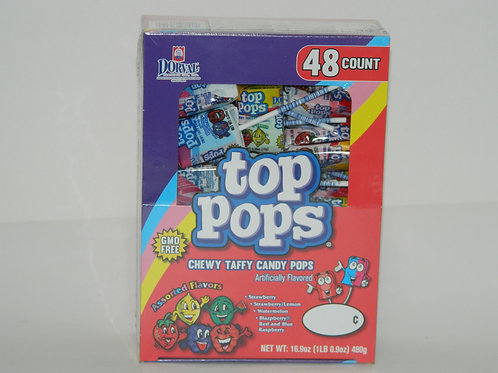 Top Pops - Assorted (48 ct.)