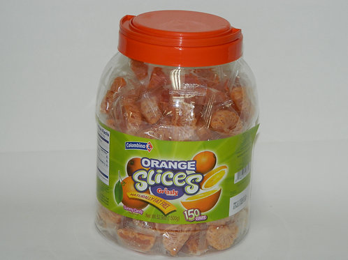 Orange Slices Jar (150ct)