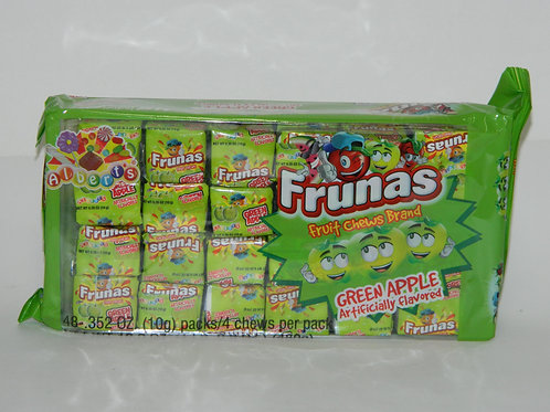 Frunas - Green Apple (48 ct.)