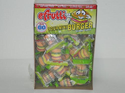 Gummy Sour Burgers (60 ct.)