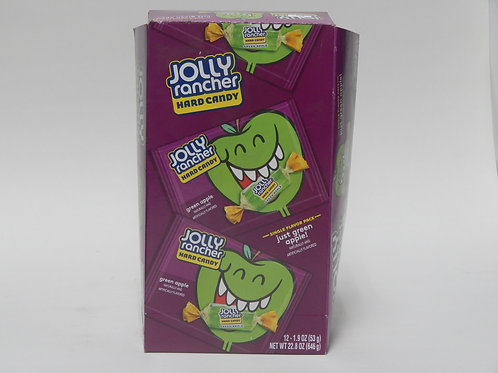Jolly Rancher All Green Apple (12 ct.)