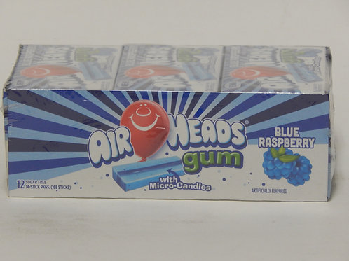 Air Heads - Blue Raspberry (12 pack)
