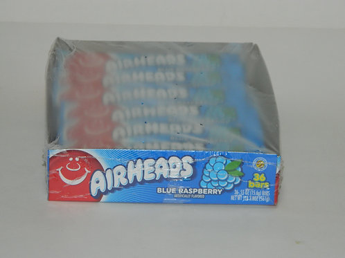 Air Heads - Blue Raspberry (36 ct.)