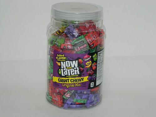Now and Later Giant Chewy (120ct)