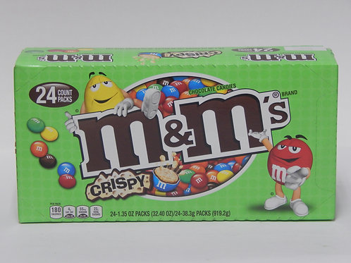 M&M Crispy (Case of 24)