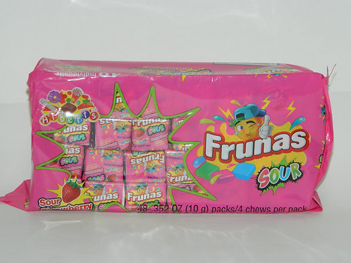Frunas - Sour Strawberry (48 ct.)