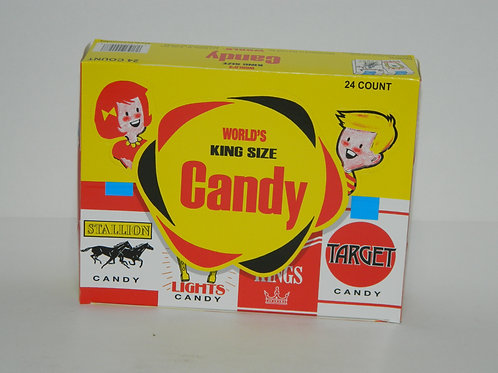 Word's King Size Candy (24ct)