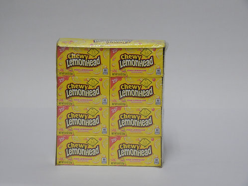 Chewy Lemonhead - Pink Lemonade (24 ct.)