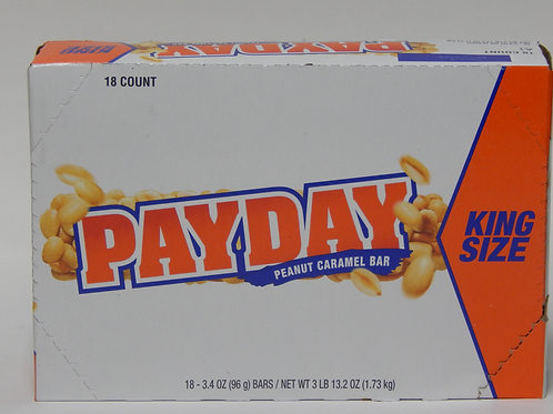 King Size Payday (Case of 24)