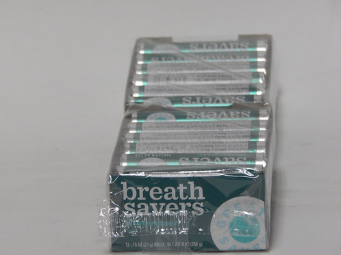 Breath Savers Winter Green (24ct)