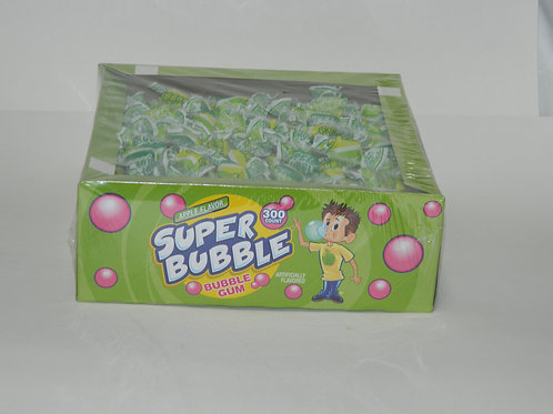 Super Bubble - Apple (300 ct.)