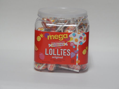 Smarties Mega Lollies (60 ct.)