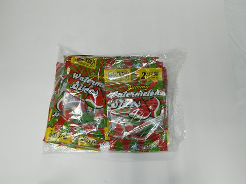Snackers - Watermelon Slices (10 bags)