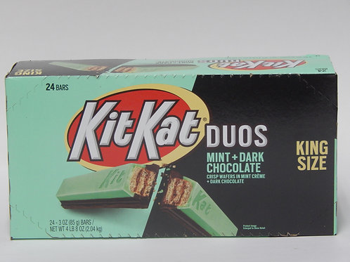 King Size Kit Kat Duos (Case of 24)