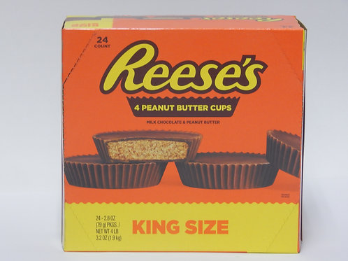 King Size Reese's (Case of 24)