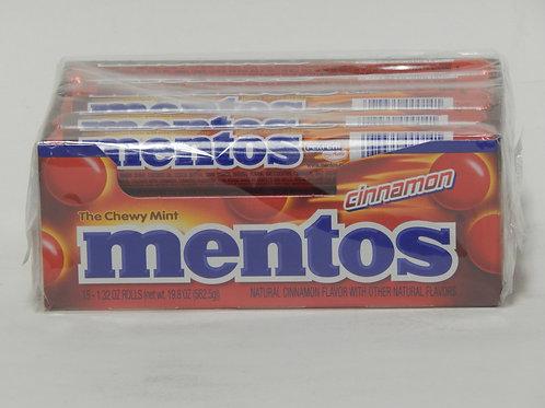 Mentos Cinnamon (15ct)