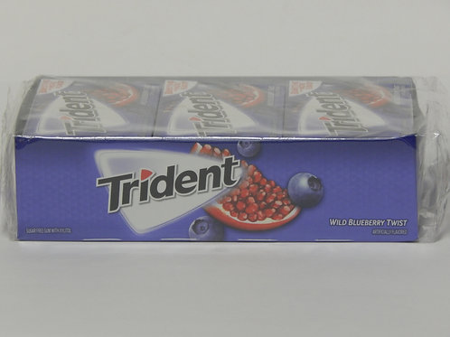 Trident - Wild Blueberry Twist (12 pack)