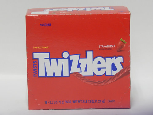 Twizzlers (Case of 18)