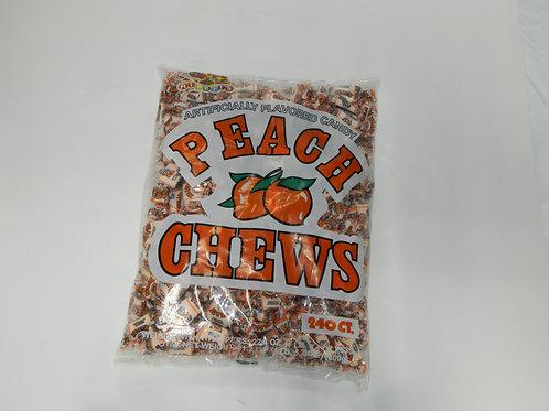 Peach Chews (240ct)