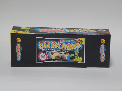 Nuclear Sqworms (24 ct.)