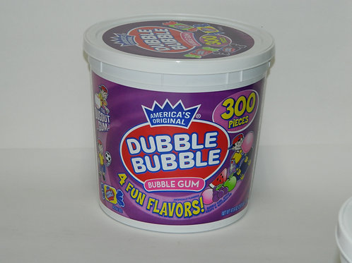 Dubble Bubble - 4 Flavors (300 ct.)