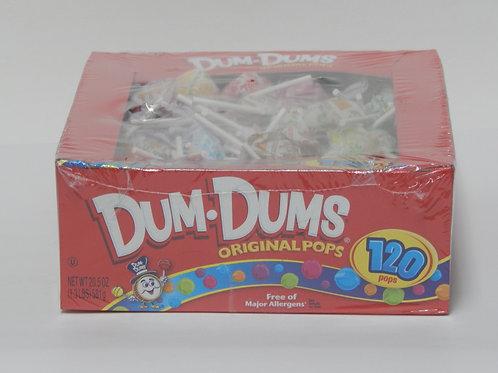Dum-Dum Suckers (120 ct.)