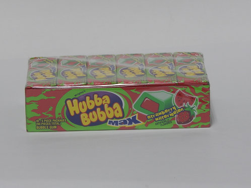 Hubba Bubba Max - Strawberry Watermelon (18 pack)