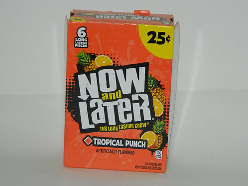 Now and Later - Tropical Punch (24ct)