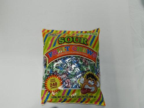 Sour Fruit Chews (240ct)