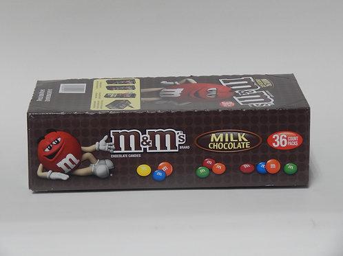 M&M's Milk Chocolate (36ct)