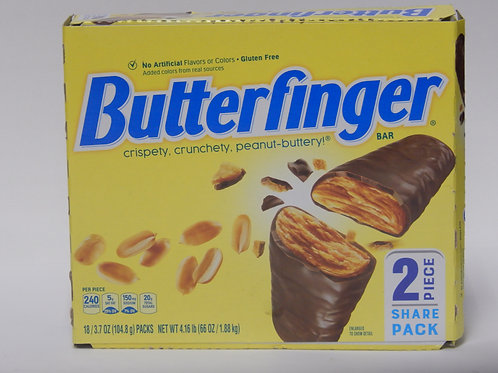 King Size Butterfinger (Case of 18)